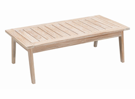 Zuo Modern West Port Coffee Table White Wash