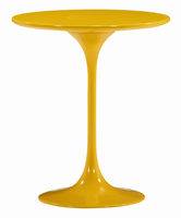 Zuo Modern Wilco Side Table Yellow