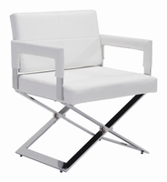 Zuo Modern Yes Dining Chair White