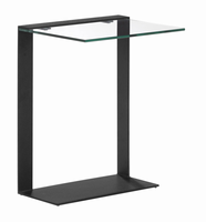 Zuo Modern Zeon Side Table Black