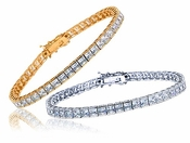 Clearance Cubic Zirconia Bracelets On Sale