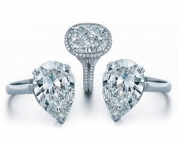 cubic zirconia rings - High Quality Cubic Zirconia Wedding Rings