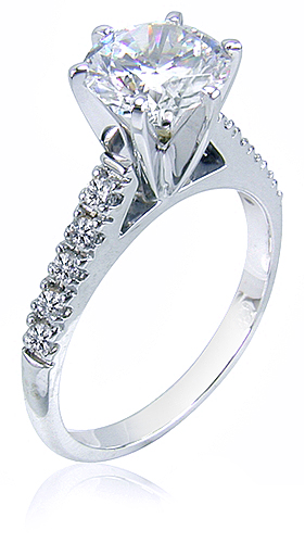 impresso 1 5 carat cubic zirconia cathedral pave