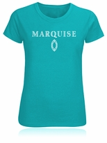 Marquise Diamond Facets T-Shirt