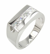 Men's Cubic Zirconia Rings