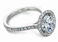 PLATINUM and 18K Gold Clearance Cubic Zirconia Jewelry On Sale