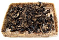 Dried Black Trumpet Mushrooms, France