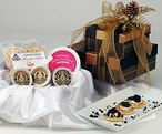 IMPERIAL CAVIAR GIFT BASKET