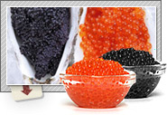 American Caviar, Farmed Caviar, Caviar From Around the Globe, Caviar Gift Baskets & Accessories