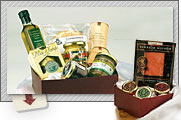 CAVIAR & GOURMET COOKING GIFT BASKETS & BOXES