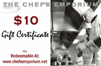 $10 Electronic Gift Certificate