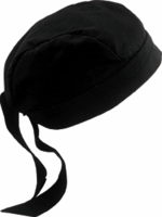 Chef Head Wrap Scull Cap