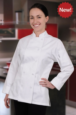 Marbella Women's Executive Chef Coat