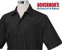 Governors Black Uniform Shirt