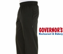 Governor's Black Uniform Pants
