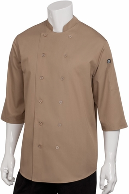Khaki CHEF SHIRT