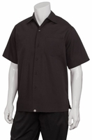 GENOA Cafe Shirt - Black