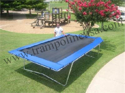 9x15 Rectangle Trampoline