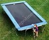 10'x17' Rectangle Trampoline ( 7x14 Jumping Area)
