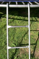 2 Step Trampoline Ladder