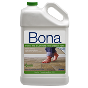 Bona Stone, Tile & Laminate Floor Cleaner - Gallon RefillBona