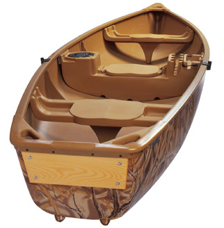 Waterquest 15 4 Canoe