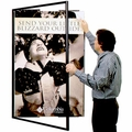 Swing Frame Poster Holders