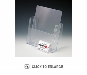 Business Card Full-Page Combo Holder