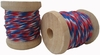 Red, White & Blue Cotton Twine