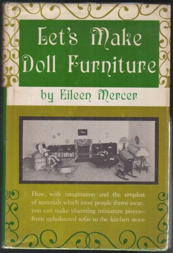 Let's Make Doll Furniture 1962
