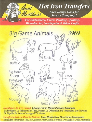 Big Game Animals