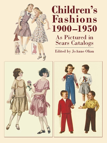 Children's Fashions 1900-1950