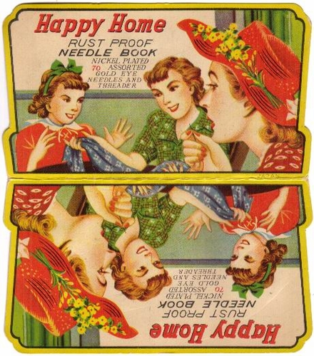 Happy Home Needle Book #4