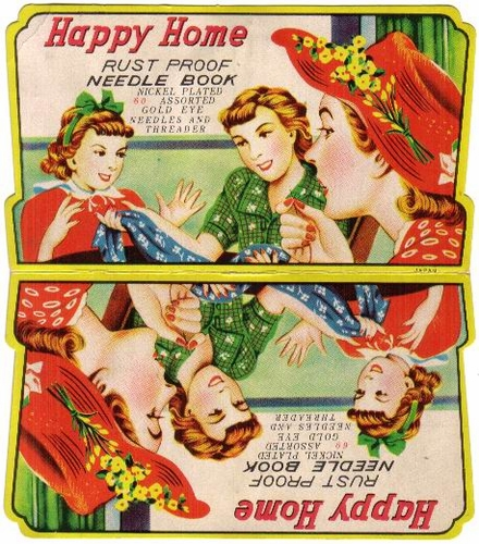 Happy Home Needle Book #5