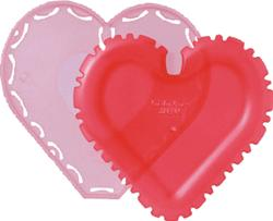Clover Large Heart Shaped Quick Yo-Yo Maker