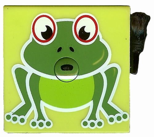 "Frog 60"" Retractable Measuring Tape"