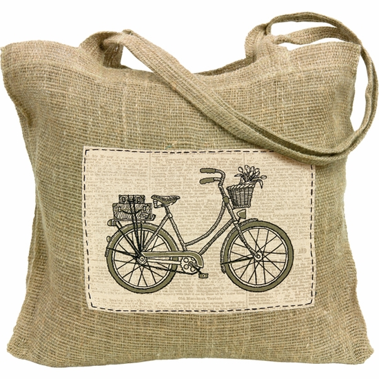 Dimentions Bicycle Embroidery Kit