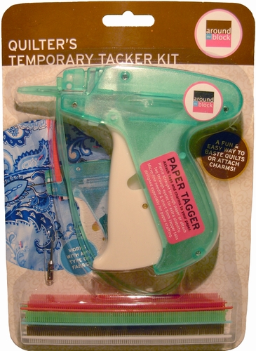 Quilter's Temporary Tacker Kit