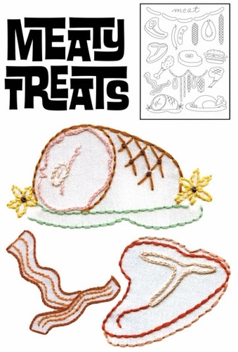 "Sublime Stitching ""Meaty Treats"""