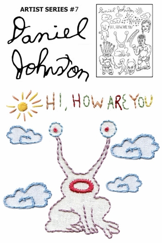 "Sublime Stitching ""Daniel Johnston"""