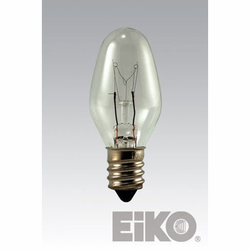 Eiko Lamps Incandescent C Shaped