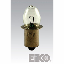 Eiko Lamps Miniatures B-3 1/2 Single Contact Miniature Flange