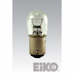 Eiko Lamps Miniatures B-6 Double Contact Bayonet