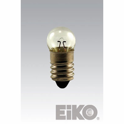 Eiko Lamps Miniatures G-3 1/2 Miniature Screw