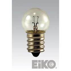 Eiko Lamps Miniatures G-6 Celabra Screw