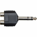Hosa GPR-484 - Adaptor Dual RCA to 1/4 in TRS