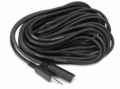 Hosa MHE-125 Headphone Extension Cable 3.5 mm TRS-3.5 TRS 25 ft