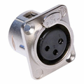 Hosa NC3FD-L-1 - Neutrik Connector XLR3F