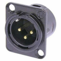 Hosa NC3MD-L-1 - Neutrik Connector XLR3M