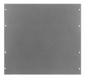 Bud Industries PA-1141-WH - Surface Shield Panels-L19 X W19 D0